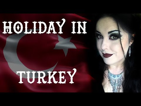 Holiday in Turkey Part 1