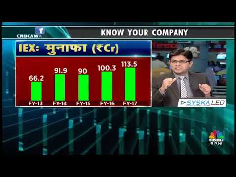 IEX MD & Ceo On The Show | Intellect Design Arena on The Radar | CNBC Awaaz