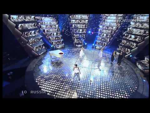 Dima Bilan  Never Let You Go Russia 2006 Eurovision Song Contest