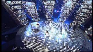 Dima Bilan - Never Let You Go (Russia) 2006 Eurovision Song Contest(We are already counting down to the 2012 Eurovision Song Contest in Baku. We do that by looking back to recent editions of Europe's favorite TV show., 2011-12-26T16:41:47.000Z)