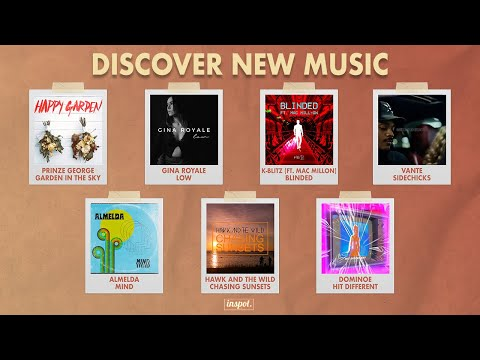 Discover New Music (Edition 69)