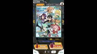 SAO MD  Draws   My First 11 Draw!