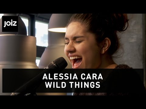 Alessia Cara - Wild Things (Live at joiz)