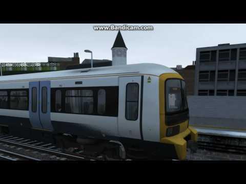 Trains at Brixton Train Simulator 2017