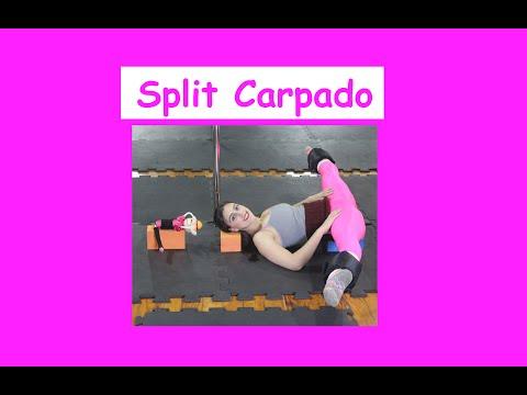 Split Carpado - FlexDelícia -  por Alessandra Rancan