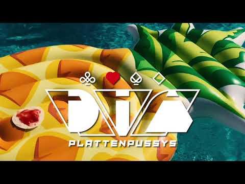 The Holy Santa Barbara Pfannkuchen Dia Plattenpussys Remix