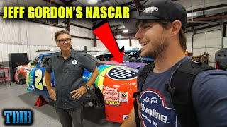 Exploring the Rarest Race Car Collection in the US! (Ray Evernham's Garage)