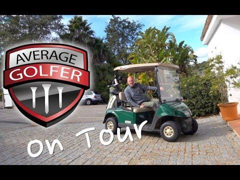 Average Golfer travels  Hotel Almenara, Sotogrande