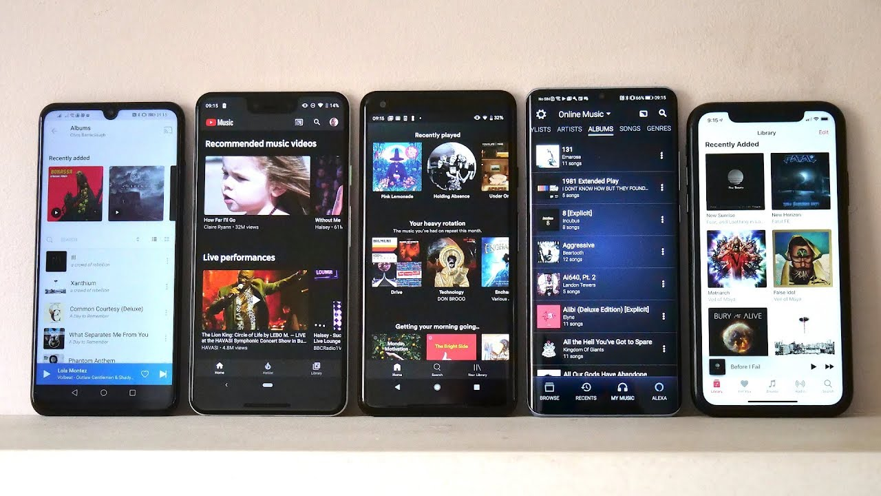 Download Deezer Music Player Premium atualizado