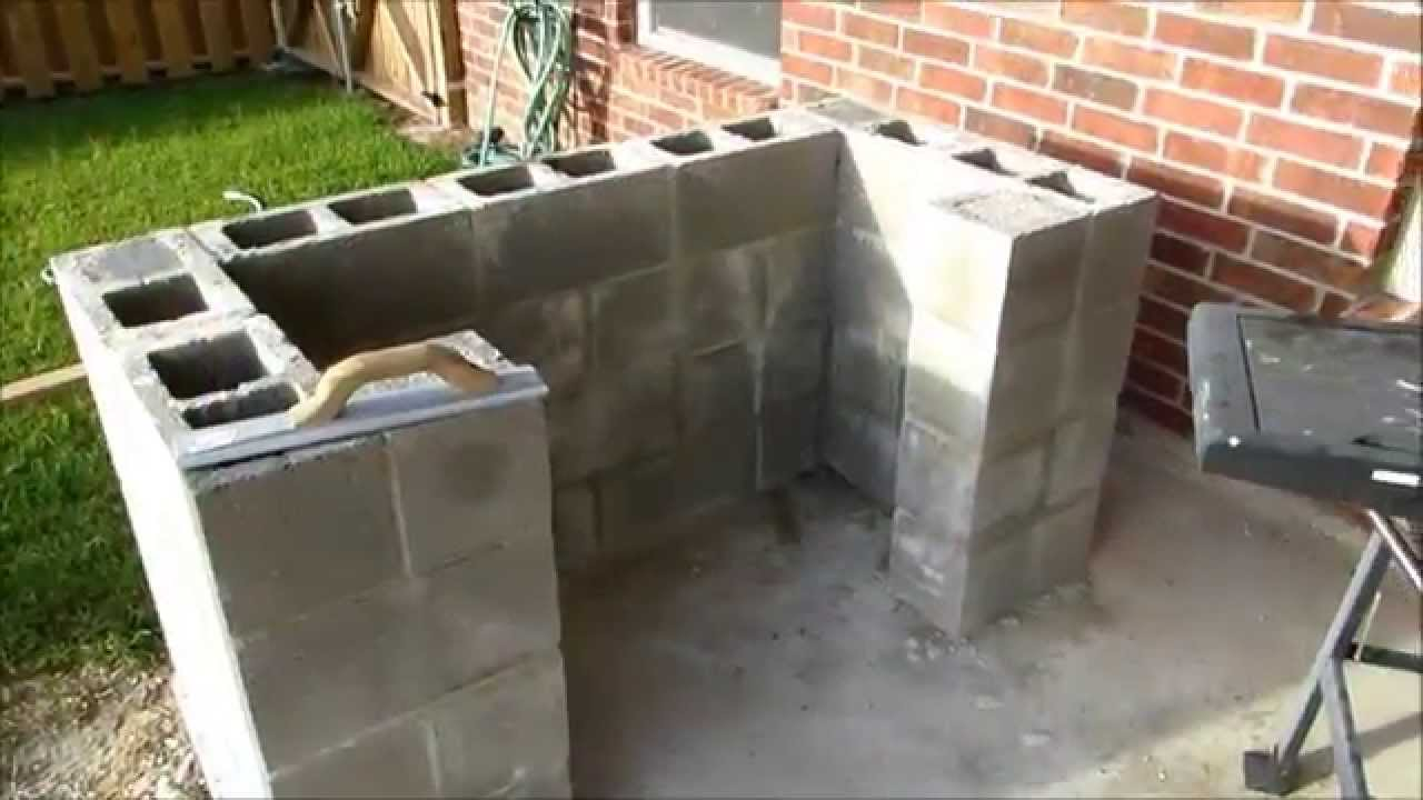 Building A Barbecue You