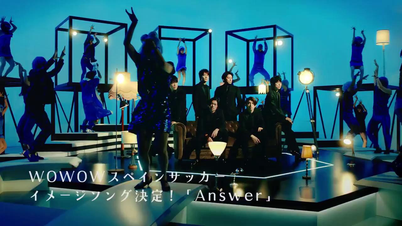 WOWOW V6 CM - YouTube