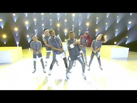 So You Think You Can Dance: The Next Generation - Mini Group Hip Hip Performance