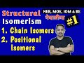 11 - Organic || Unit - 14.4 || Isomerism in Organic Compounds for  NEB Board Exam || EP - 01