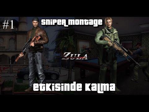 Türk Yapımı Zula AWP Sniper Montage #1