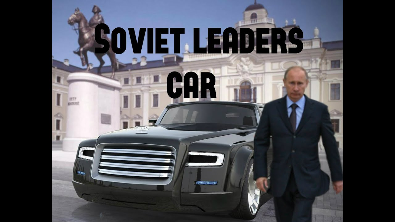 zil limousine the soviet leaders 39 car youtube. Black Bedroom Furniture Sets. Home Design Ideas