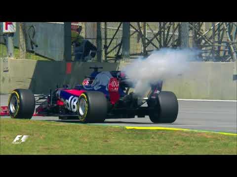 2017 Brazil Grand Prix: FP1 Highlights