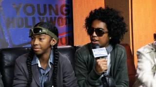 Dancing Lessons with Mindless Behavior