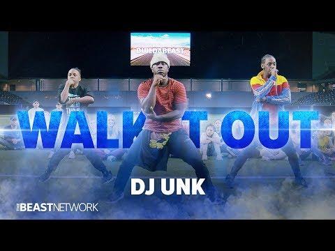 DJ UNK ft. Andre 3000 & Jim Jones - Walk it Out REMIX | Choreo by Willdabeast Adams #RTB Dallas 2018
