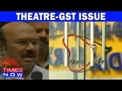 D Jayakumar - Tamil Nadu's Finance Minister Clarifies On Theatre-GST Issue