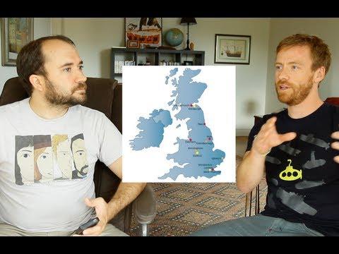 Britain vs USA