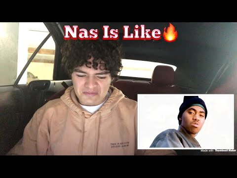 TEENAGER (REACTS) To Nas - Nas Is Like 🔥