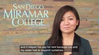 San Diego Miramar College - Invest in Success 2013