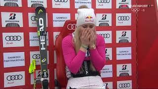 Трагедия на Кубке Мира по горнолыжному спорту. Жесткое падение.