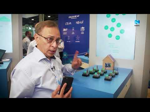 Nordic Semiconductor - nRF5 SDK for Mesh - YouTube