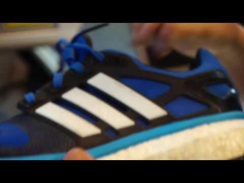 Lisbon Sport Fair Adidas Laser Marking