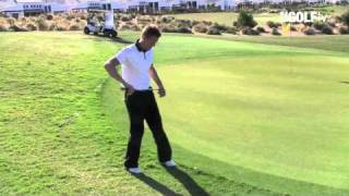 Golf Tips tv: Bladed sand iron and toe of putter explained