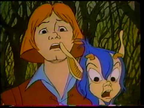 Faeries: Fairy Tale early 80s TV cartoon