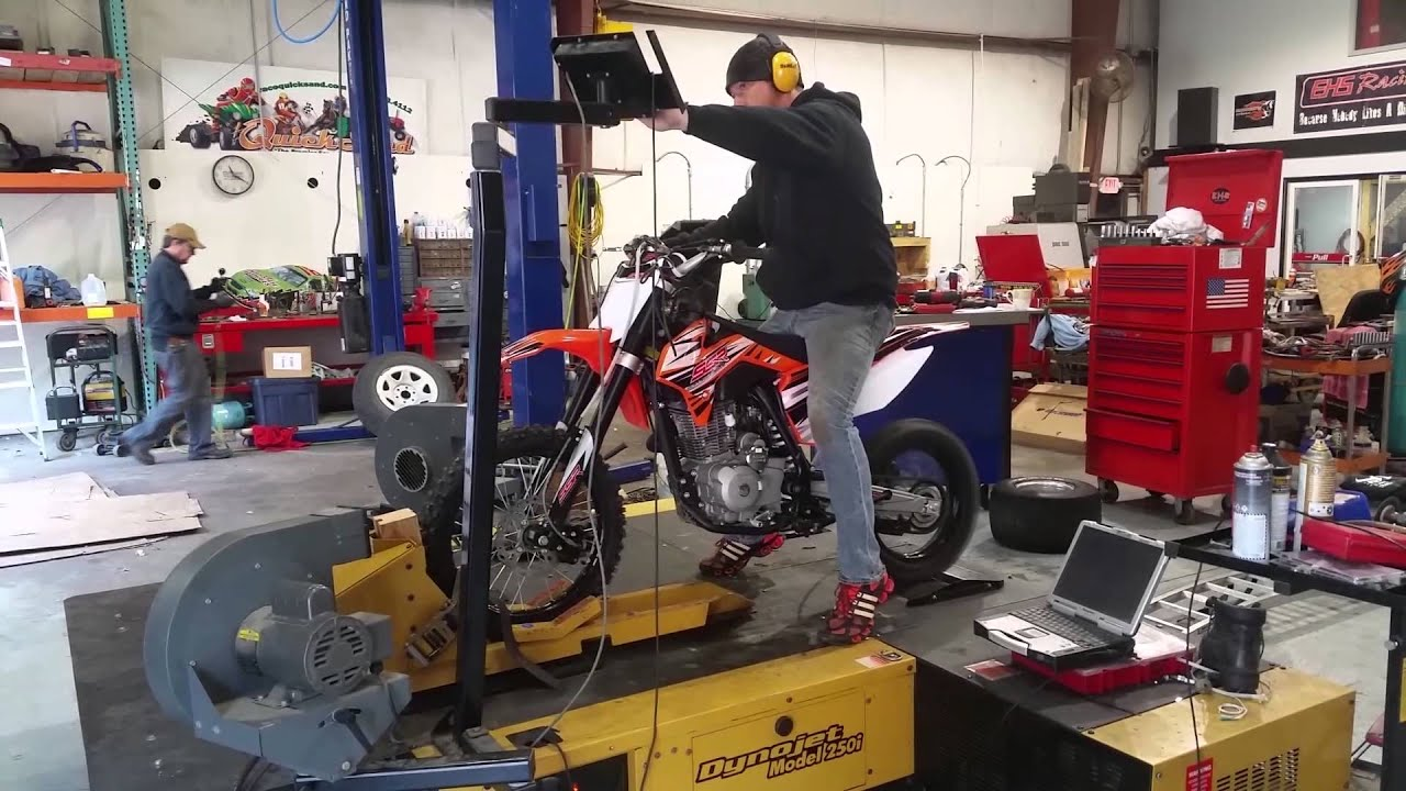 Ssr 150 dirt bike on dyno new out of the box2 youtube ssr 150 dirt bike on dyno new out of the box2 sciox Images