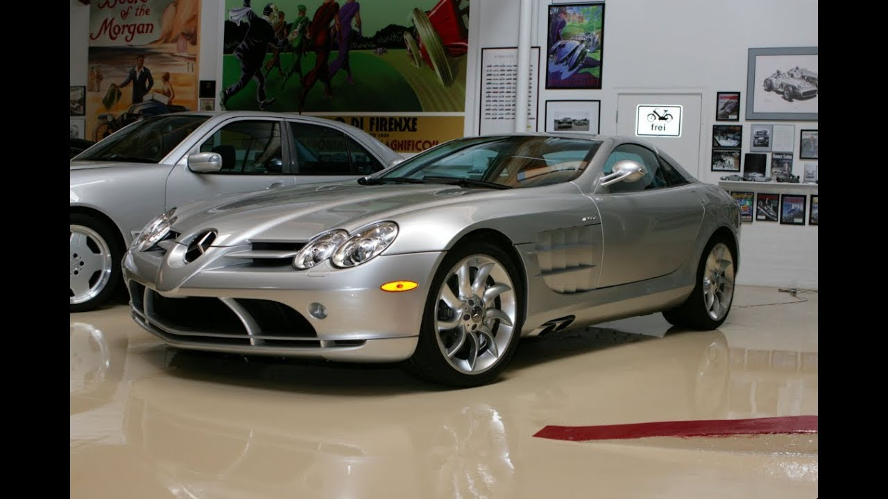 Mercedes Benz Slr Mclaren Jay Leno S Garage Youtube
