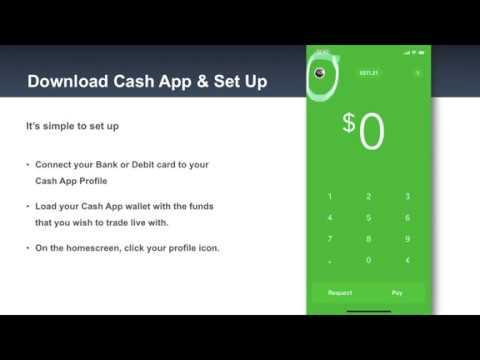 Using Cash App To Fund Broker Accounts