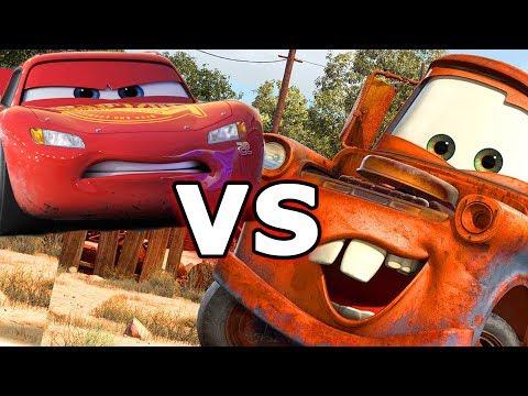 CARS 3 - The Videogame - Part 50 -  Mater vs. Lightning McQueen!
