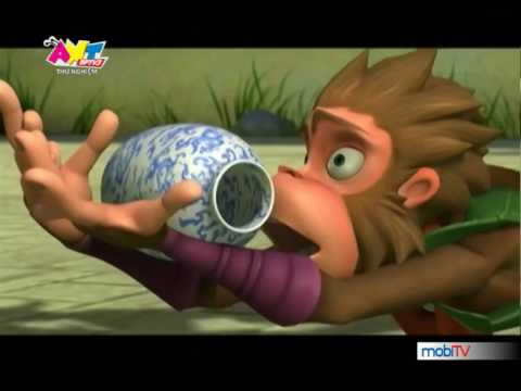 Phim hoạt hình Phố vui vẻ 12 con giáp | tập 6