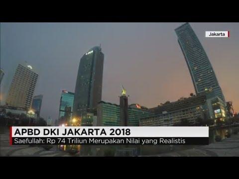 Rp 74 Triliun, APBD DKI Jakarta Dinilai Sudah Realistis Mp3