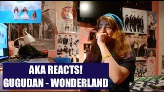 AKA REACTS! (구구단) GUGUDAN - WONDERLAND MV REACTION