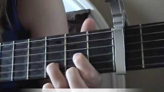 Crazier by Taylor Swift (guitar tutorial)
