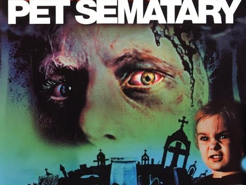Pet Sematary (1989) Movie Review