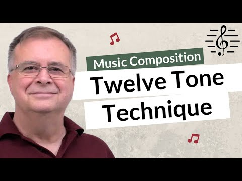 Twelve Tone Technique - Music Composition