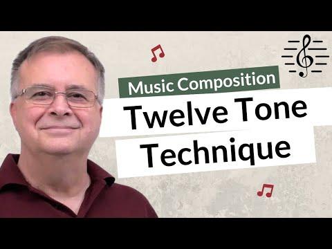 Twelve Tone Technique - Music Composition