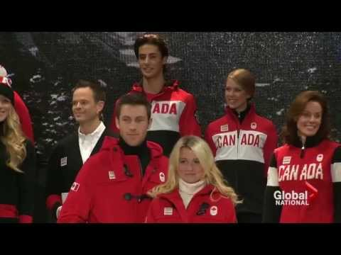Olympic Uniforms Unveiled