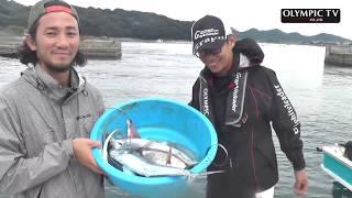 釣り好きで有名な俳優・生瀬勝久氏が鳴門沖でバーチカルジギングに挑む!