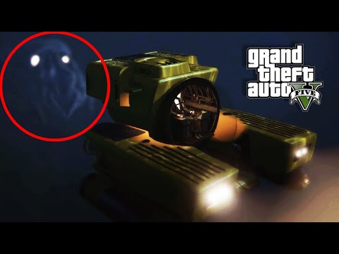 GTA 5 Kraken Easter Egg (GTA 5 Easter Eggs and Secrets)