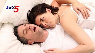 Snoring in Children's and Adults   Solutions For Snoring   TV5 News