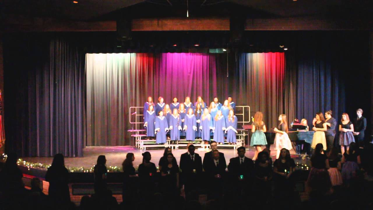 Winter Concert 2015 - Oh, What a Merry Christmas Day! - YouTube