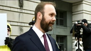 Former Trump adviser Rick Gates pleads guilty to two charges