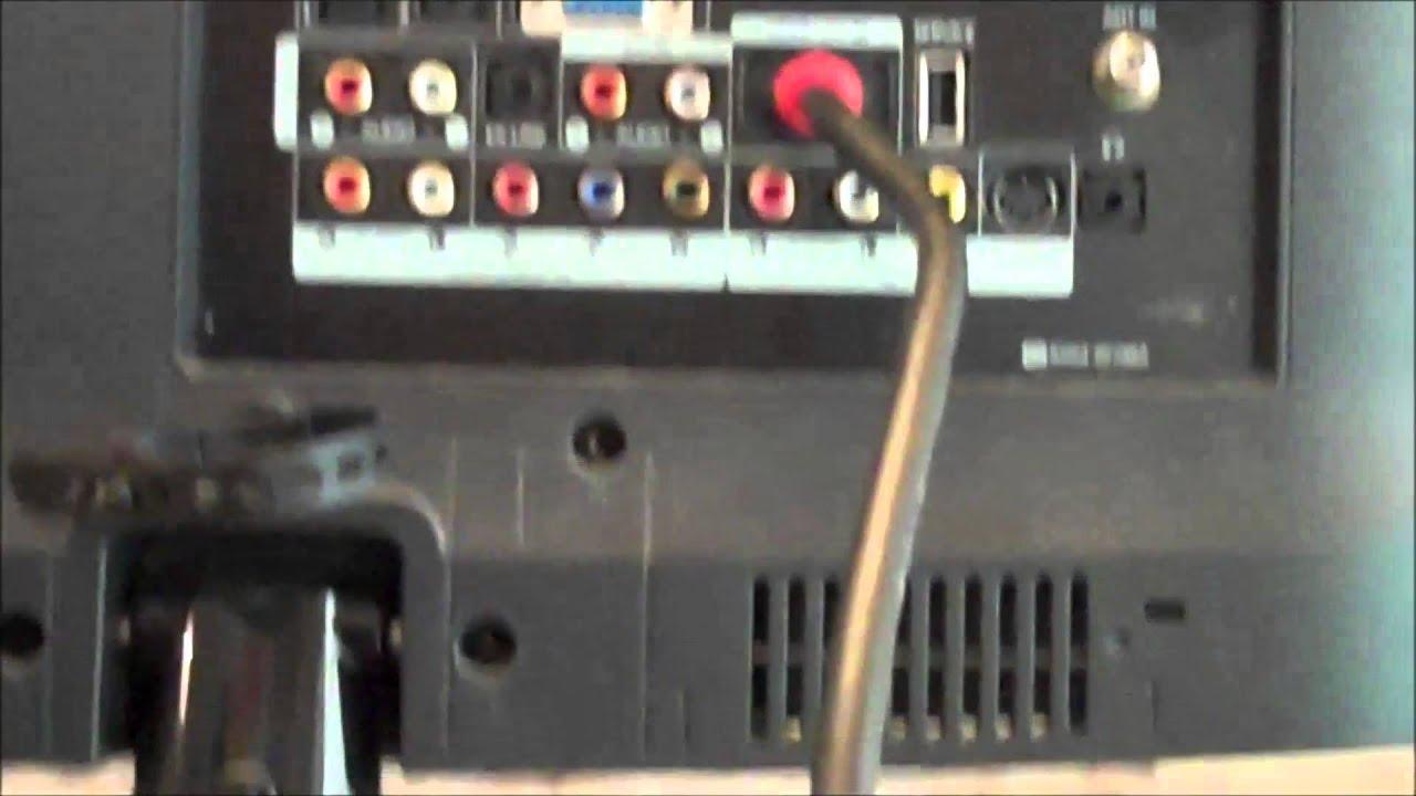 Tv Speaker Wiring