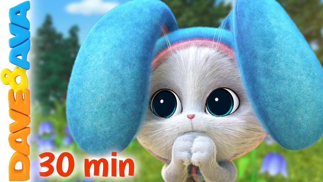 Download 🥕 In a Cabin in the Woods and More Baby Songs | Nursery Rhymes by Dave and Ava 🥕